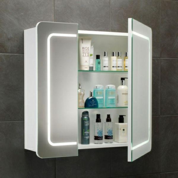 Moderner Spiegelschrank für Badezimmer - Stil und Klasse ...