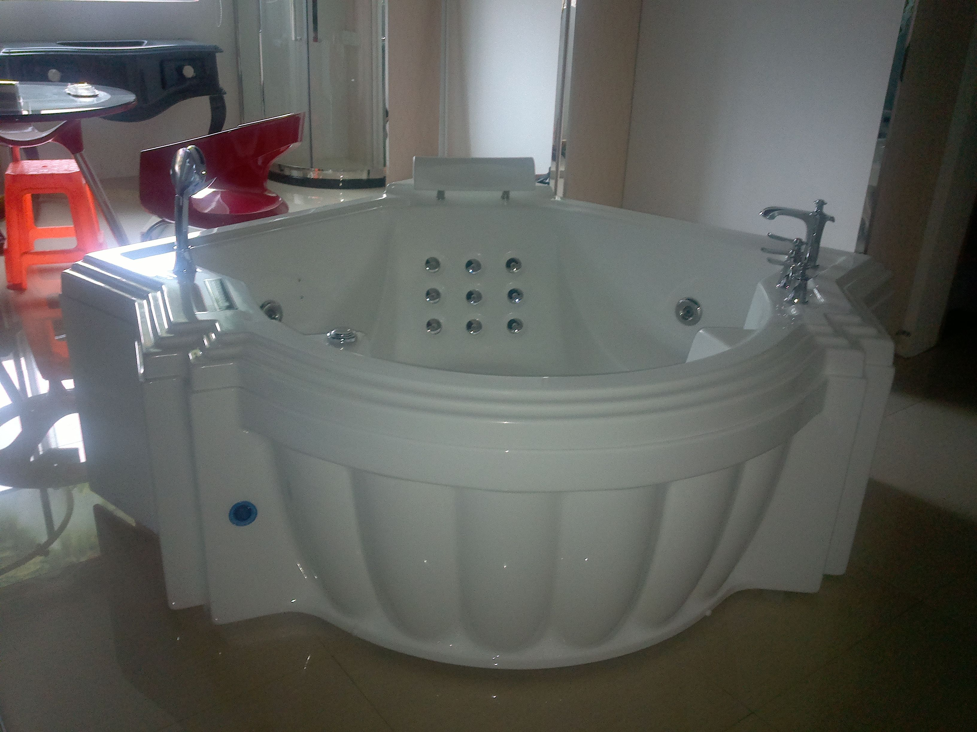 new model | massage bathtub | Pinterest | Bathtubs