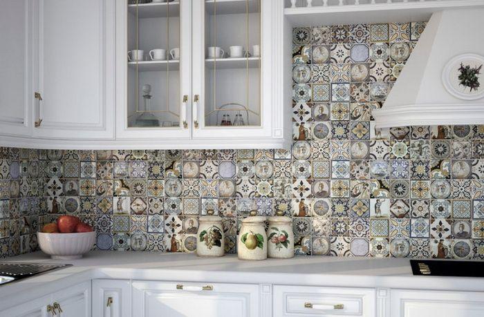 Советы по выбору плитки для кухни