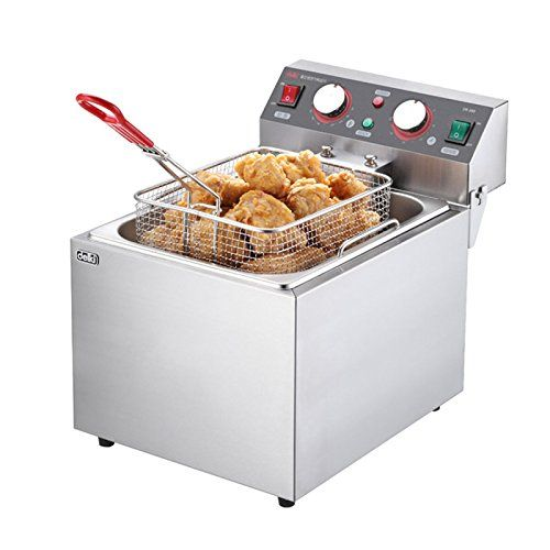 New Delki Dk260 Electric Deep Fryer 9l 220v 2800w Dk260 Only Read More Reviews Of The Product By Visiting The Link O Electric Deep Fryer Gas Fryer Deep Fryer