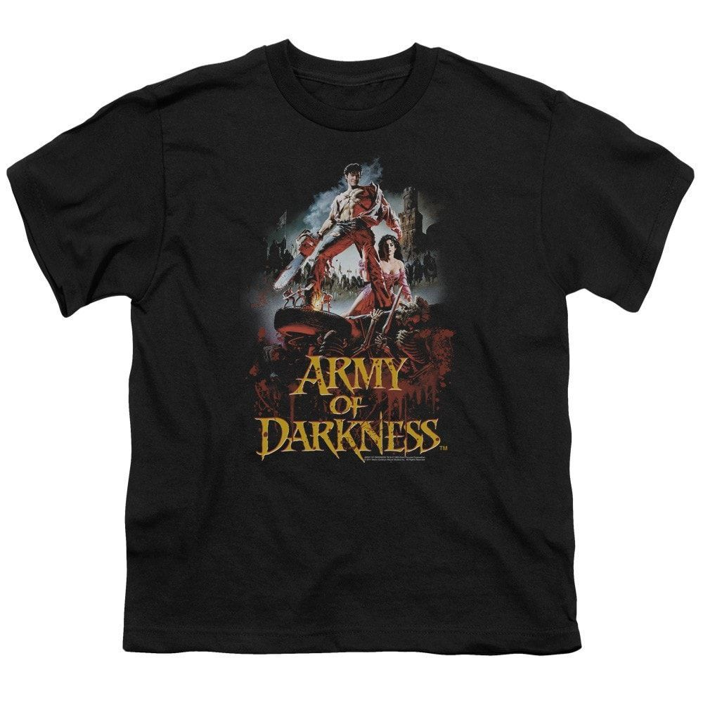 Army Of Darkness - Bloody Poster Youth T-Shirt