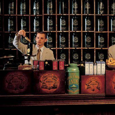 The World's Best Tea Shops #teashops