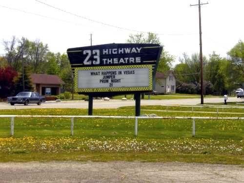US23 Twin DriveIn Flint Michigan Flint Michigan Pinterest