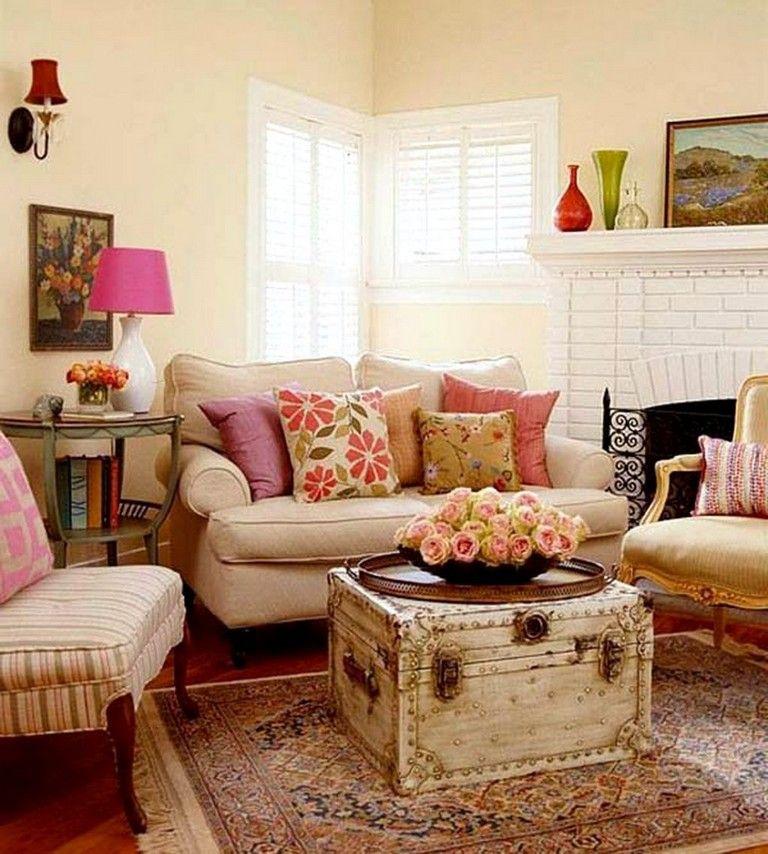 Key Interiors By Shinay Cottage Living Room Design Ideas: 40+ Snug Small Living Room Decorating Ideas