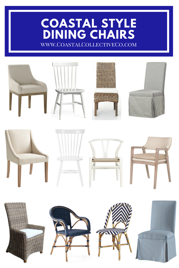 Wednesday Wishlist Coastal Dining Chairs Dining Chairs Coastal