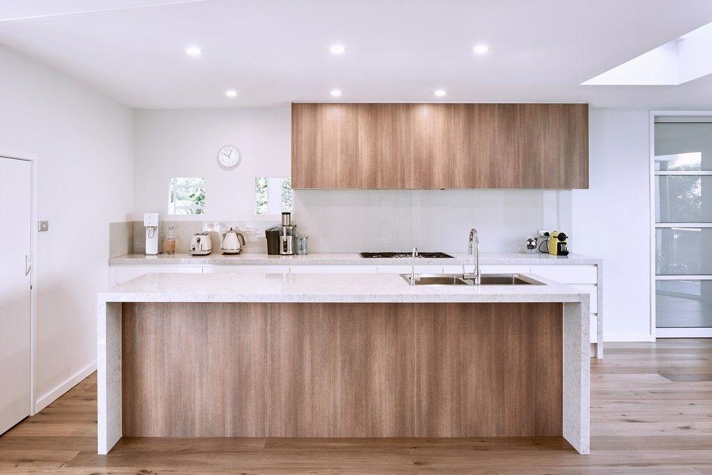 Apollo Kitchens - polytec RAVINE Sepia Oak