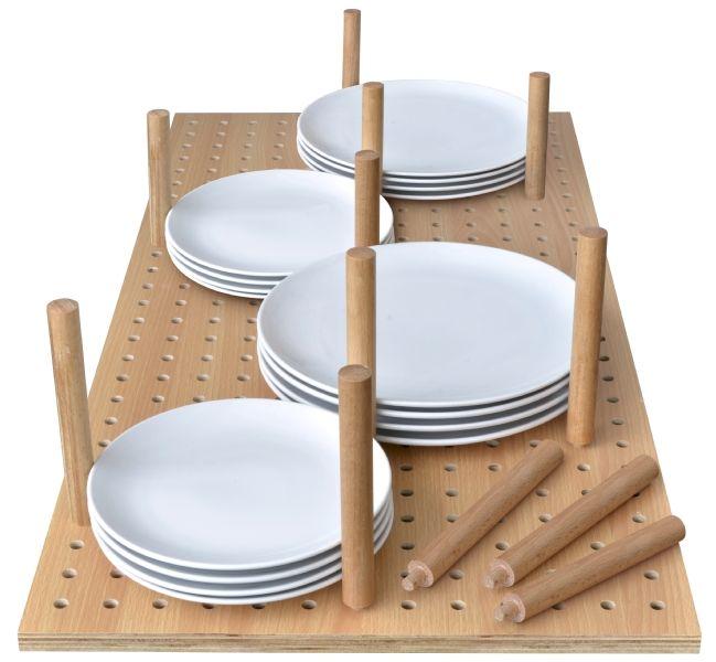Peg base for soft close drawer - Plate stacks online