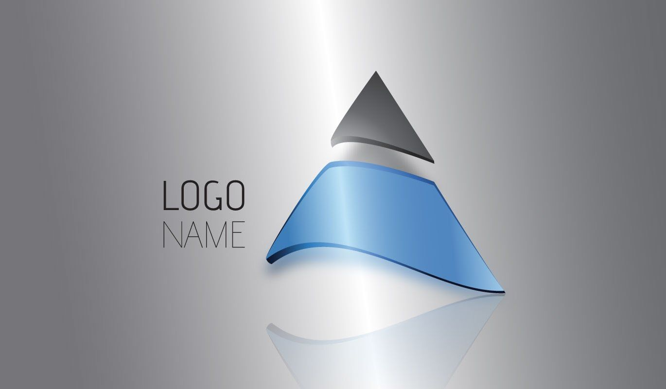 Illustrator tutorial 3d logo design trilateral logo design heres another logo design tutorial using adobe illustrator cc this video tutorial will show you how to add reflection effect glossy effect and lighting baditri Gallery