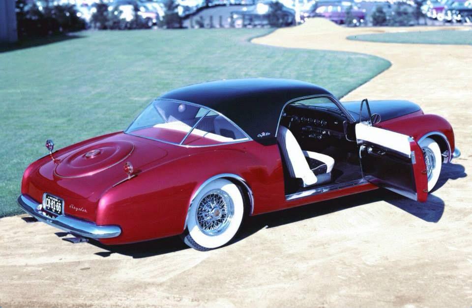 1951 Chrysler K-310 Ghia.