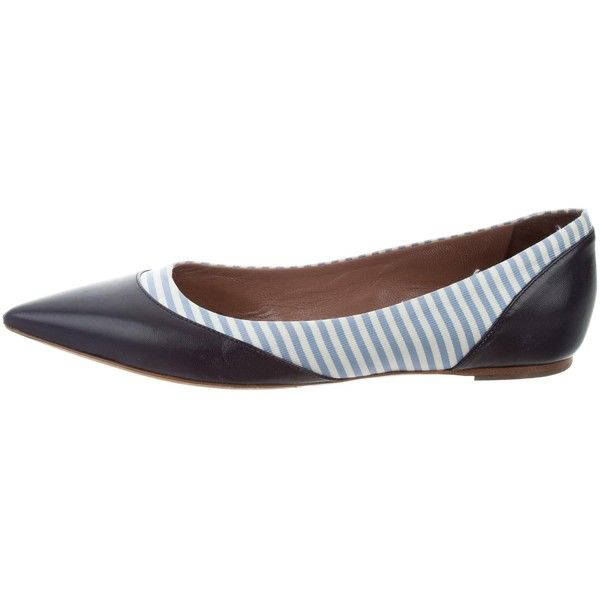 Pre-owned - Leather flats Tabitha Simmons kU26i