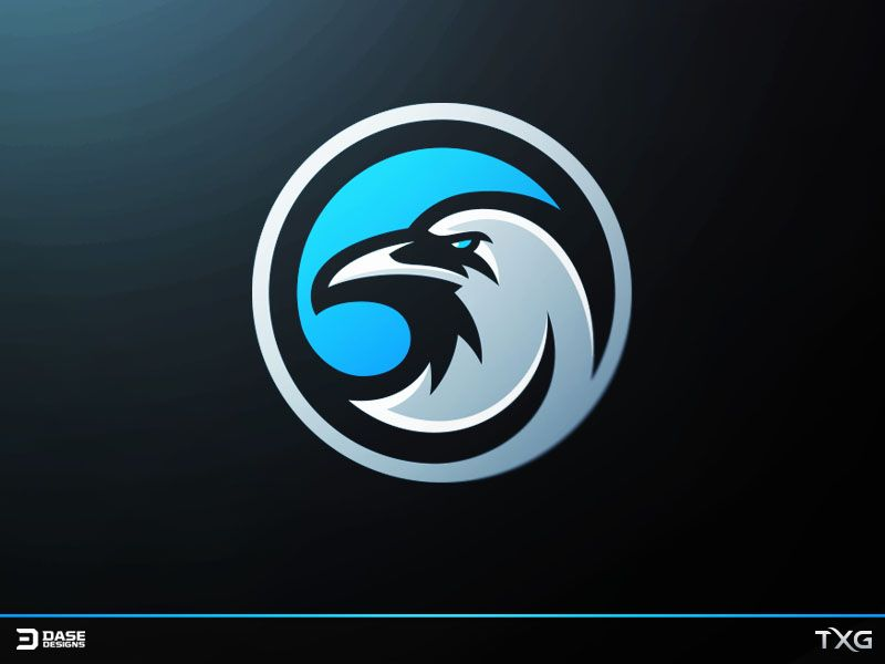 Raven Gaming Logo Design Athletic Branding Pinterest Logos