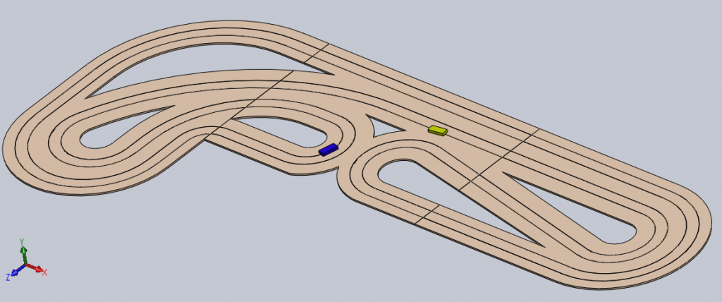 cnc routed track Slot Car Illustrated Forum slots
