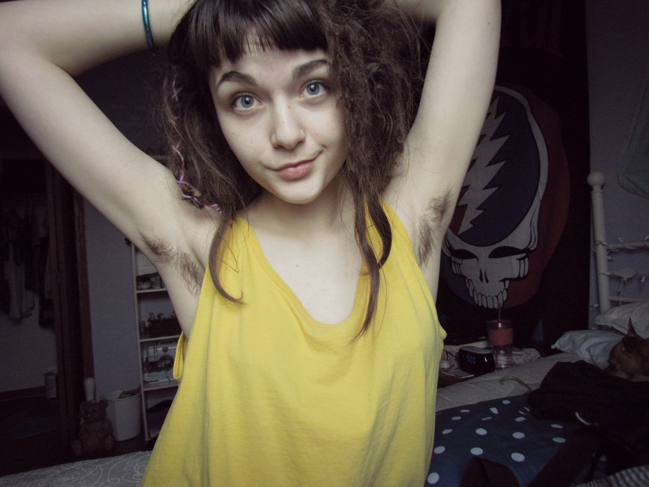 Hairy young girls photos
