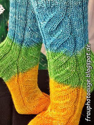 Augenblick mal ....: Socken ohne Namen