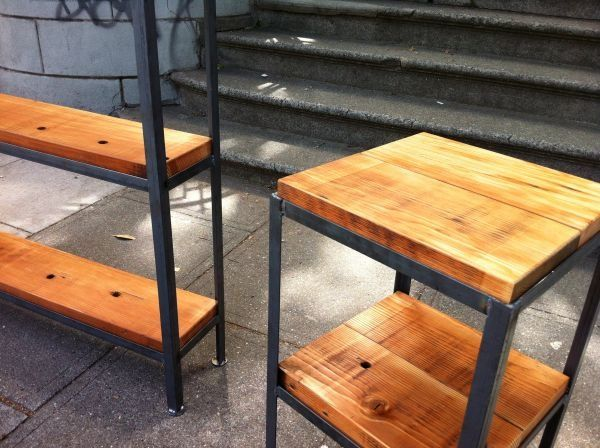 Welding Projects Welded Furniture Iron Table Metal Furniture