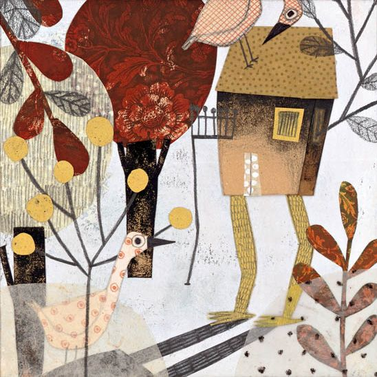 Evelyn Daviddi en 'Le immagini della fantasia'.