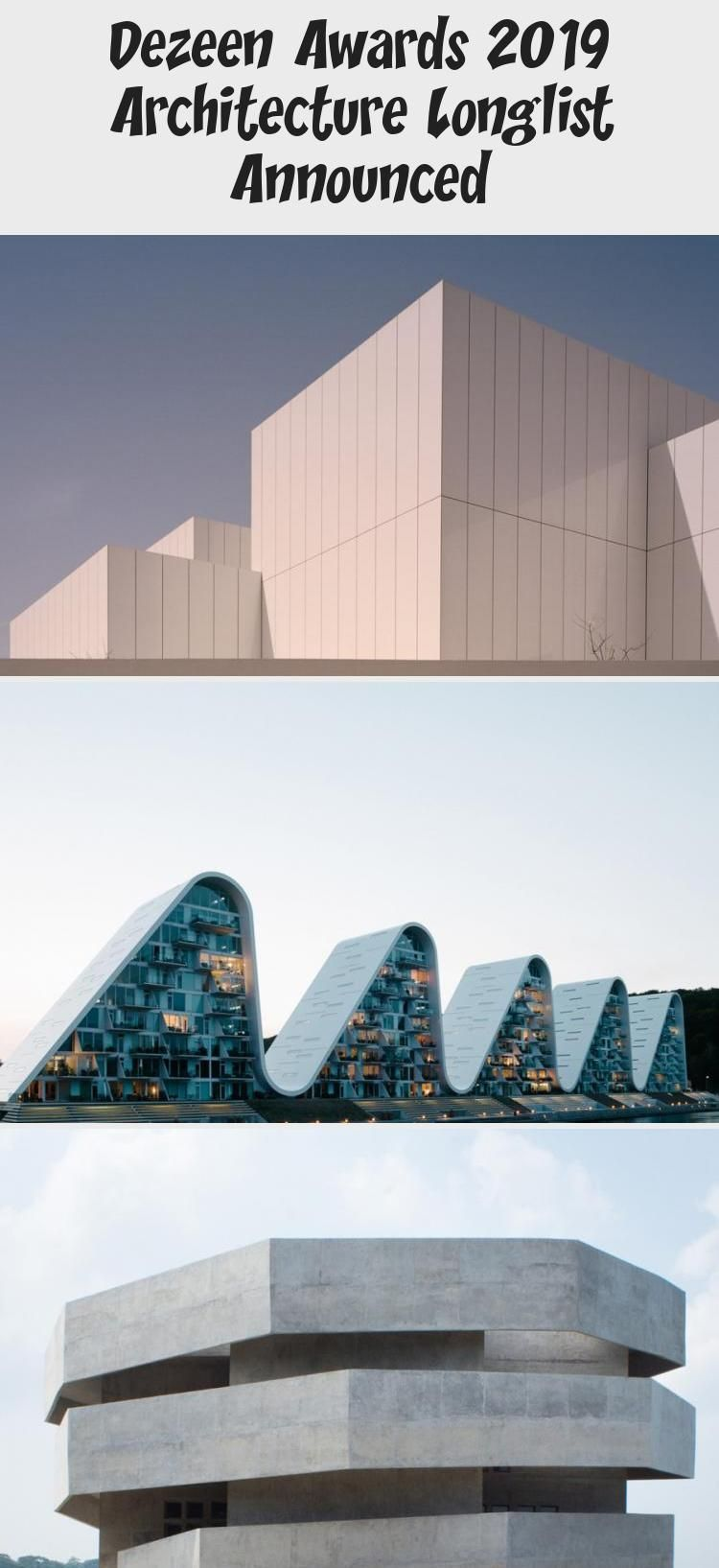 #Ecotourismarchitecture #Announced #Architecture #Awards #Dezeen #Longlist