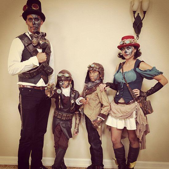 Diy Steampunk Robot Costumes Diy Steampunk Costume