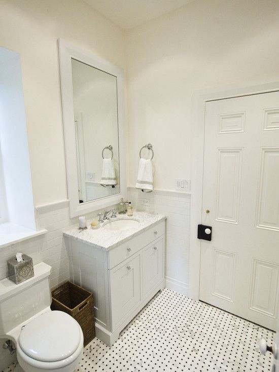 jack and jill traditional bathroom design pictures