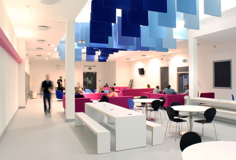 Third Space University Of Portsmouth Ayre Chamberlain Gaunt