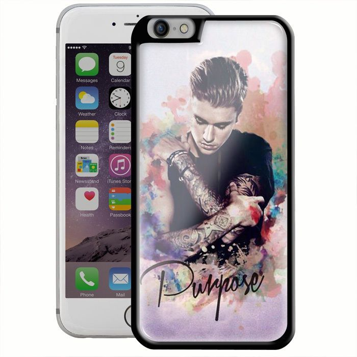 Justin Bieber Purpose In Watercolor Iphone 6 6s Plus Samsung Galaxy S6 Edge Case Case Samsung Galaxy Cases Justin Bieber