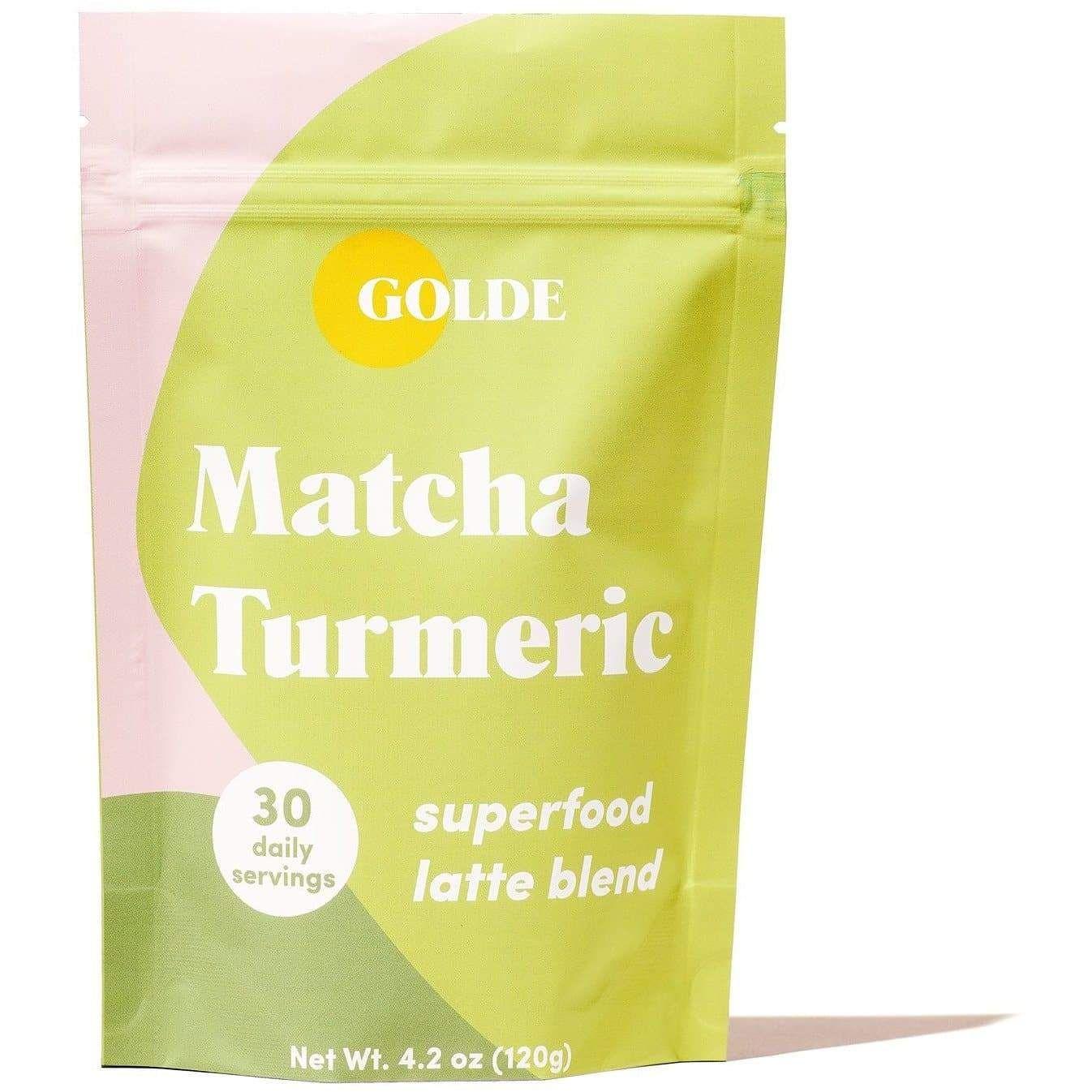 Photo of GOLDE Matcha Turmeric Latte Blend