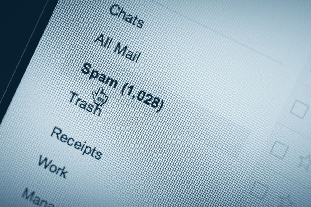 Is Your Spam Filter Blocking Your Job Search? Job search
