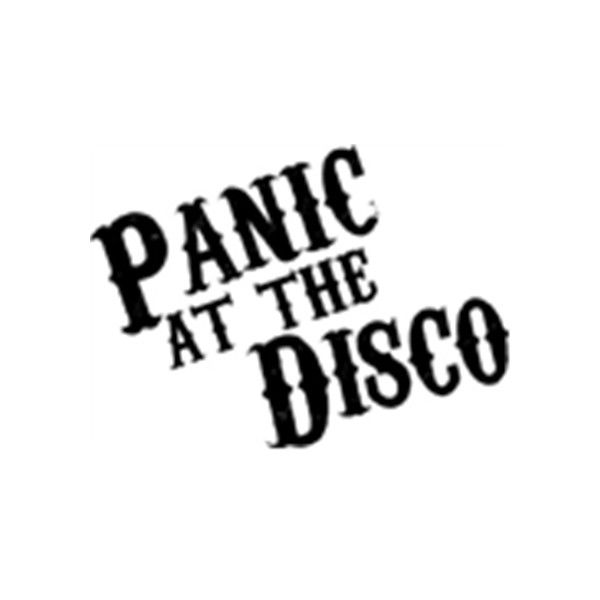 Panic!at The Disco Logo Liked On Polyvore Featuring