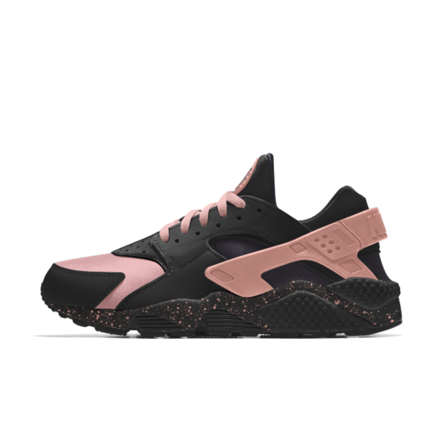 Nike Air Huarache By You Custom Women S Shoe Mens Nike Shoes Nike Custom Shoes
