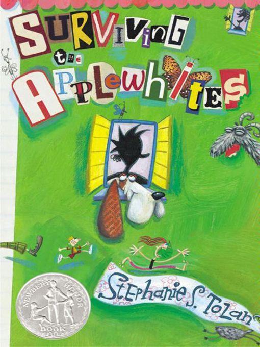 Surviving the applewhites applewhites series book 1 by stephanie s surviving the applewhites applewhites series book 1 by stephanie s tolan fandeluxe Gallery