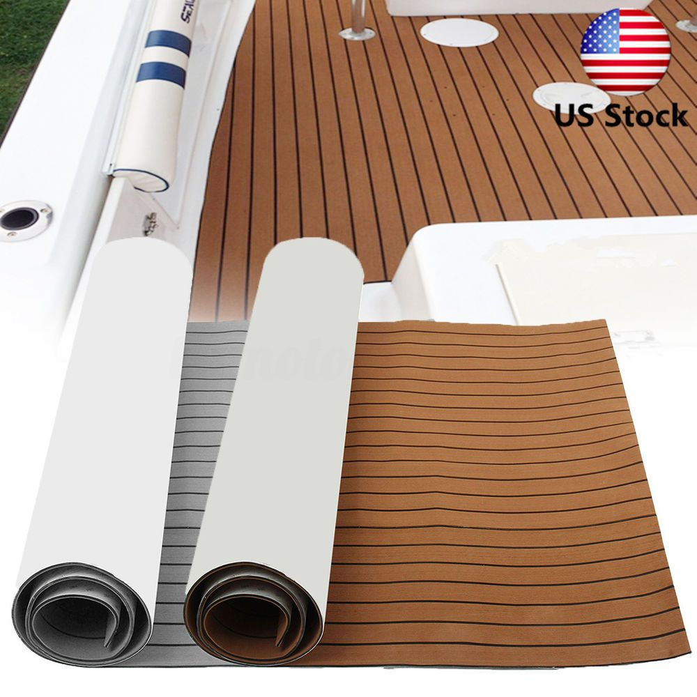 Amazing Marine Boat Flooring Eva Foam Yacht Teak Decking Sheet Carpet Floor Pad Ebay Boat Accessories Boat Flooring Ideas Boat Restoration