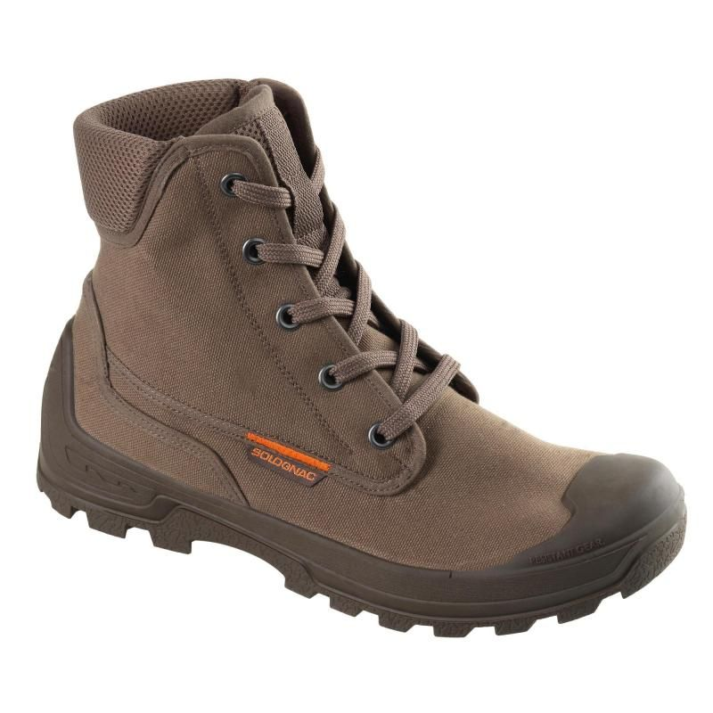 Buty Respi 100 Solognac Myslistwo Myslistwo Decathlon Hunting Boots Palladium Boots Boots