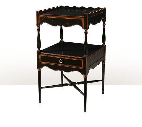 Theodore Alexander  The Henrietta End Table