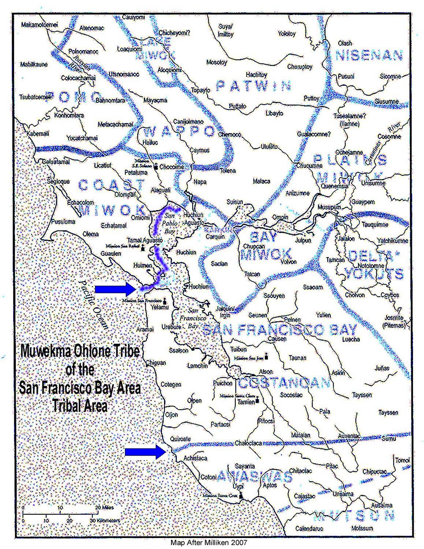 Muwekma Ohlone Tribe Of The San Francisco Bay Area Brainery Hist