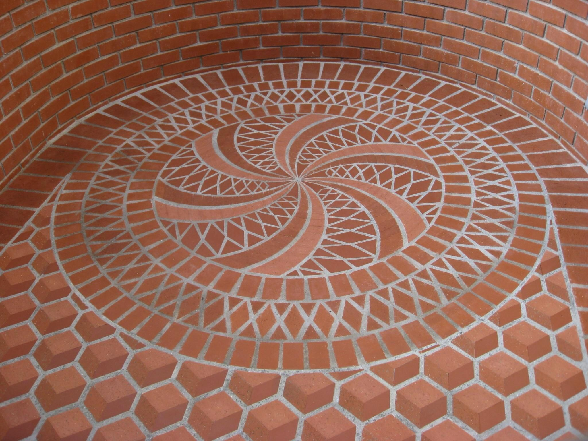 Cool Brick Pattern By Paul Barnes