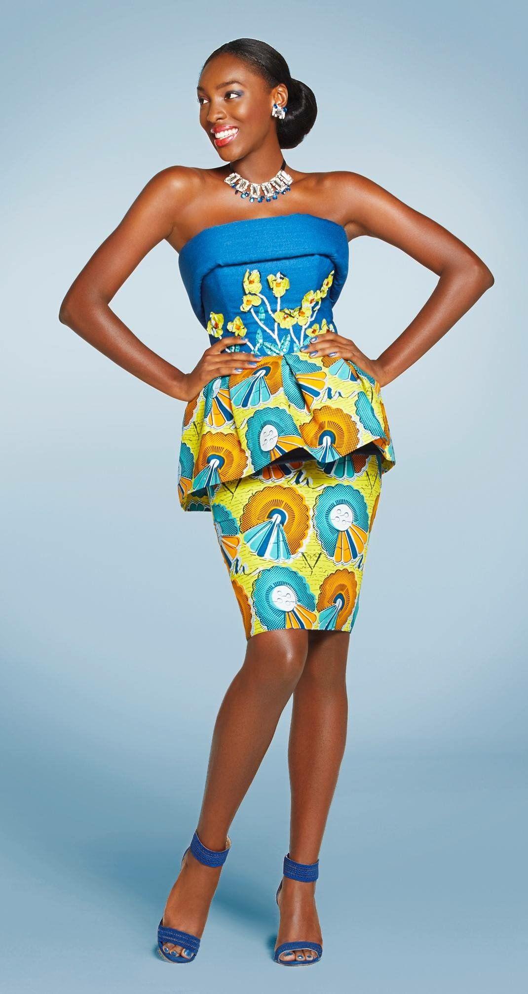 gilles toure cocktail1 mode femme pinterest ivoirien avant gardiste et mode africaine. Black Bedroom Furniture Sets. Home Design Ideas