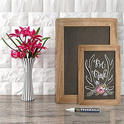 Vintage Framed Slate Kitchen Chalkboard ( 7\\ - mystical ...