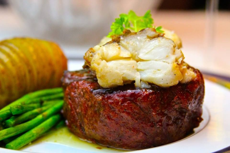 Cook a delicious dinner for your partner, family or friends and make it extra special! How about this delicious Surf & Turf?#teelieturner #recipes #teelieturnershoppingnetwork  www.teelieturner.com