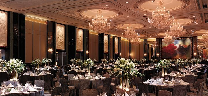 Shangri La Hotel Singapore Offers A Wide Range Of Wedding Venues Combined With Personalised Services Ensuring All Weddings Are Truly Memorable