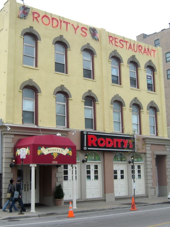 Roditys Greektown Chicago Wow You Have Quite The