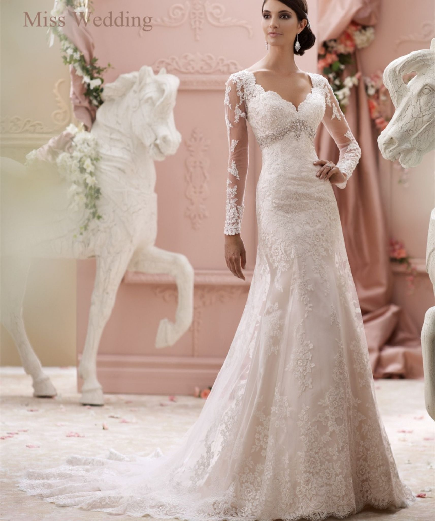 Vintage style wedding dresses lace cute dresses for a wedding