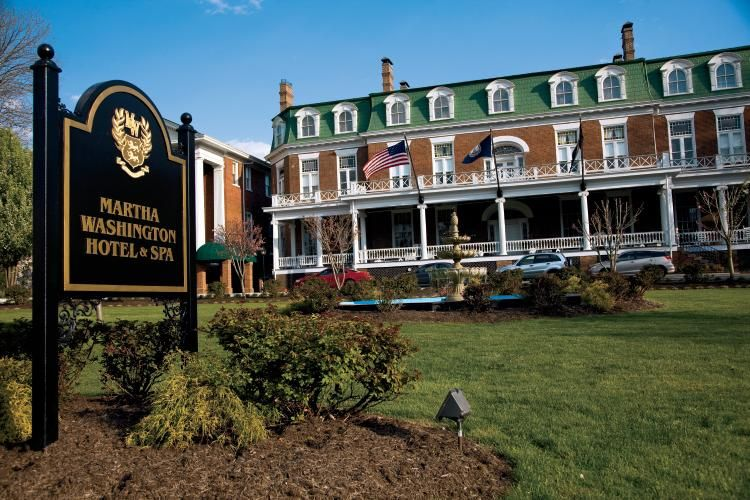 Martha Washington Inn Abingdon Va Great Hotel Restaurant And Spa