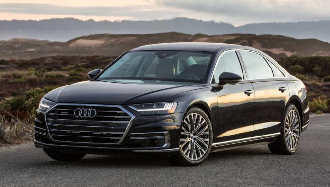 Audi A8 Audi A8 Audi Luxury Car Brands