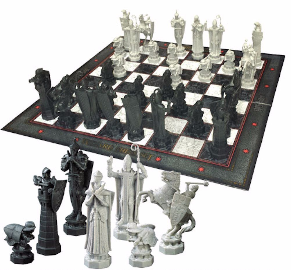 Harry Potter Wizard Chess Set Movies Tv Shows Pinterest Harry Potter Wizard Chess Sets