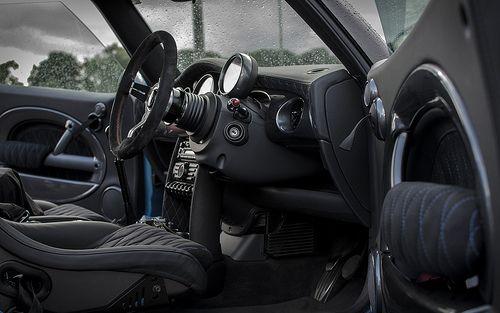 mini cooper custom interior cars pinterest