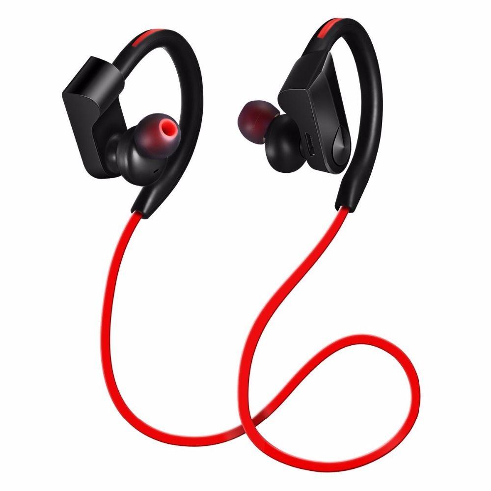 Bluetooth kopfhörer sport drahtlose kopfhörer headset IPX4 ohrhörer