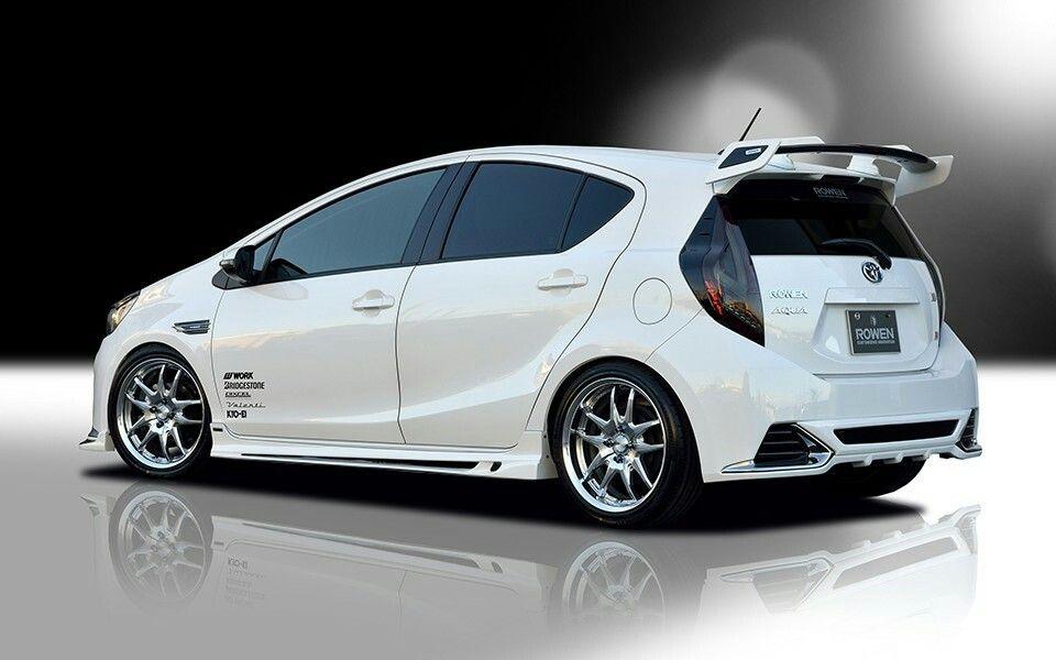 Toyota Prius C Rowan Tuned | Toyota Prius C/Aqua | Toyota