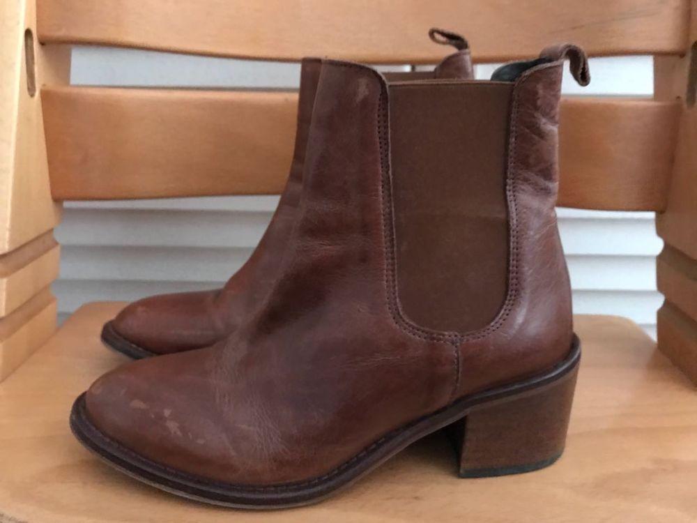 Buffalo Stiefeletten Mädchen Schuhe Cowboy Style Gr. 36