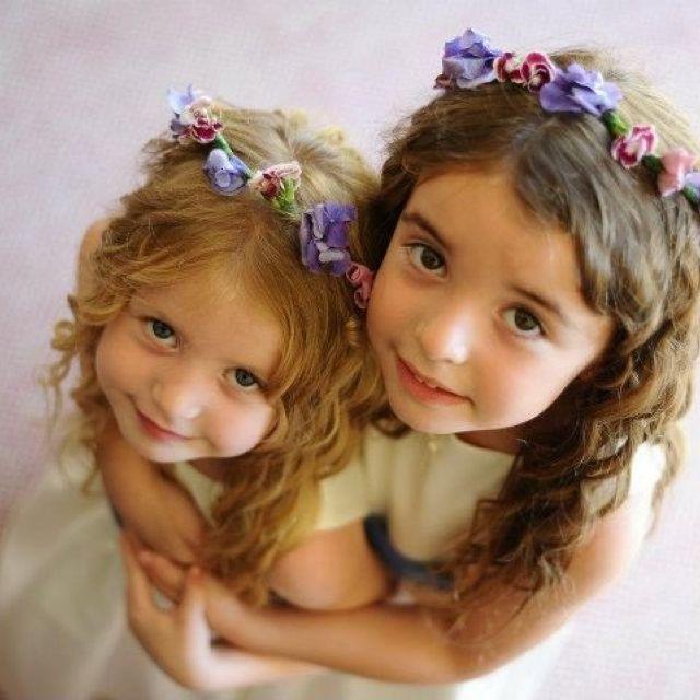 Flower Girl Hair Pieces Flowergirls Flowergirlhair