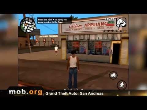 Download Grand Theft Auto San Andreas V1 08 Apk For Free San